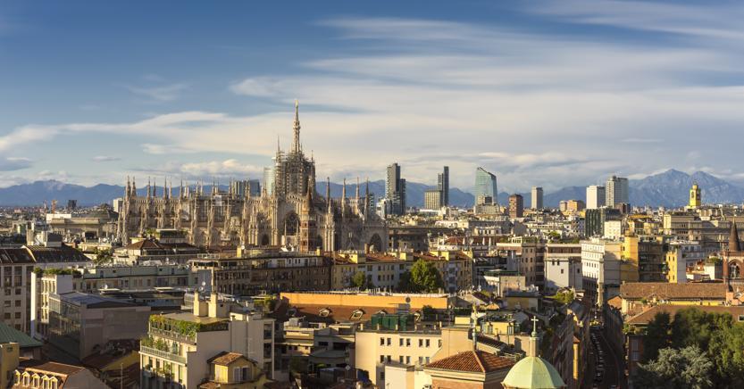 Veduta di Milano (Fotolia)