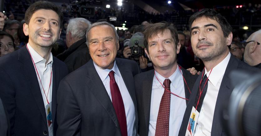 Partiti: la sinistra rinasce con Liberi e uguali, guidata da Grasso