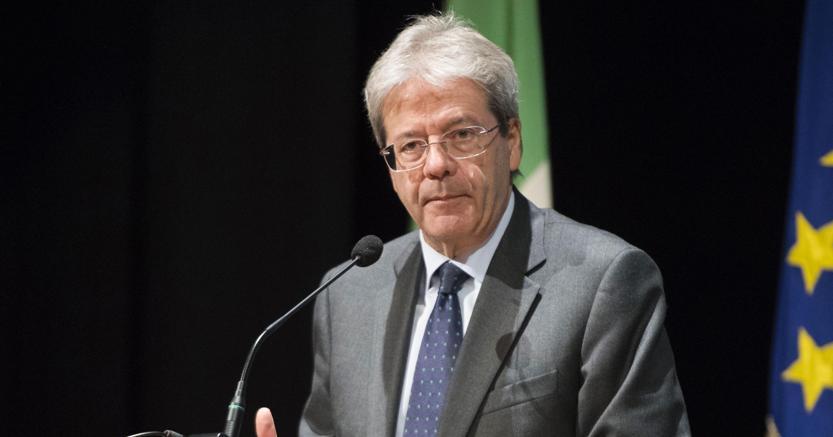 Il premier Paolo Gentiloni ha partecipato alla manifestazione per il decennale della  riforma dell'intelligence