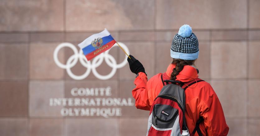 La Russia non parteciperà ai Giochi olimpici invernali del 2018