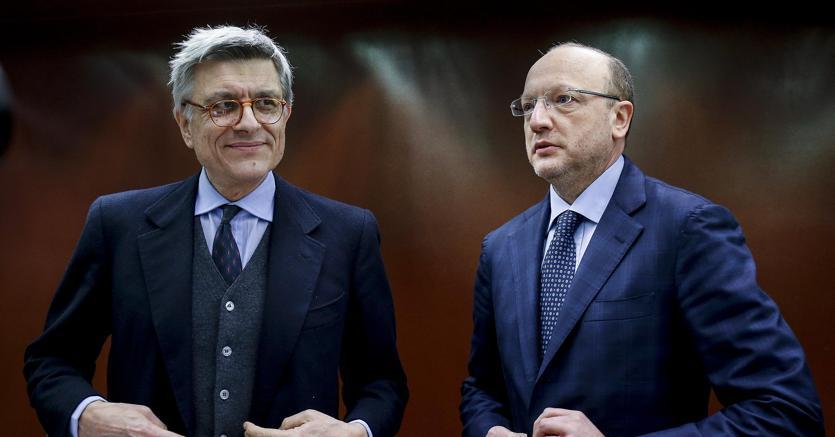 Massimo De Felice e Vincenzo Boccia