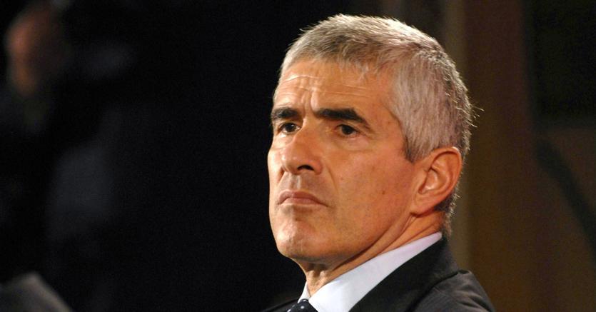Il presidente della Commissione bicamerale sulle banche, Pier Ferdinando Casini