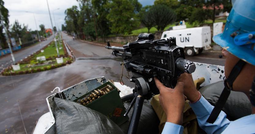 Congo, uccisi 14 caschi blu dell'Onu