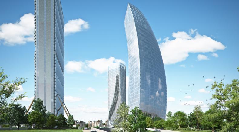 Citylife, Pwc o una banca per il grattacielo «Curvo» - Il Sole 24 ORE