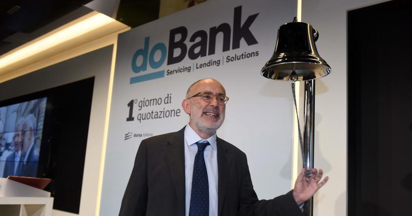 Andrea Mangoni, ad di Dobank (Imagoeconomica)