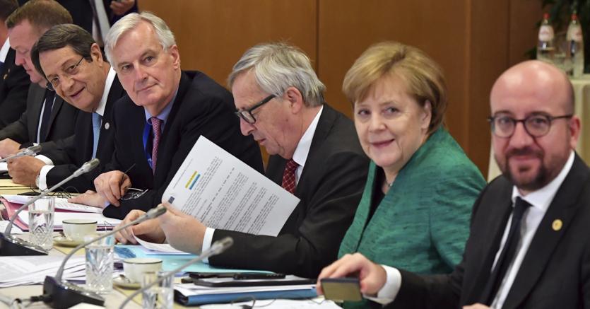 UE Migranti e Brexit al vertice di Bruxelles