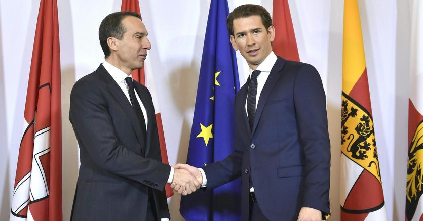 Vienna, il governo di ultradestra: passaporto ad altoatesini