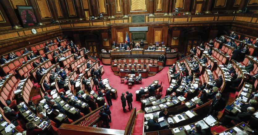 Senato ok riforma regolamento iter leggi pi rapido for Sito senato