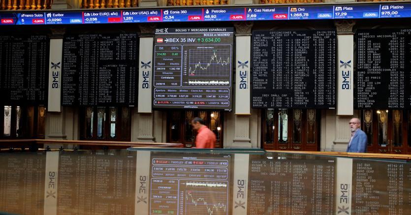 La borsa di londra al nuovo record intesa sp protagonista for Mercati oggi a milano