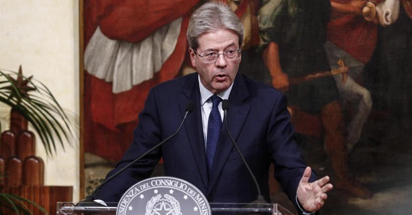 Gentiloni, Italia non più famoso fanalino coda Ue