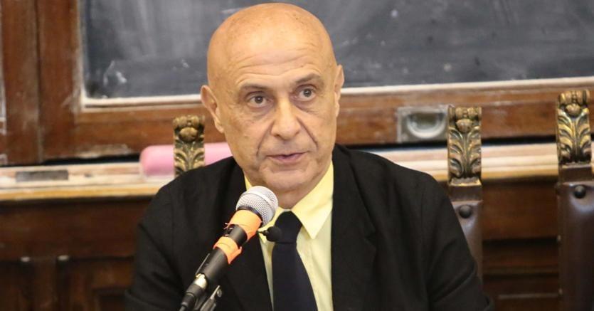 Il ministro degli Interni Marco Minniti (Ansa)