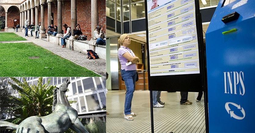 Legge fornero canone rai e tasse universitarie: fact checking alle