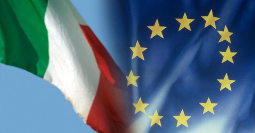 Risultati immagini per L'Italia e l'UE immagini