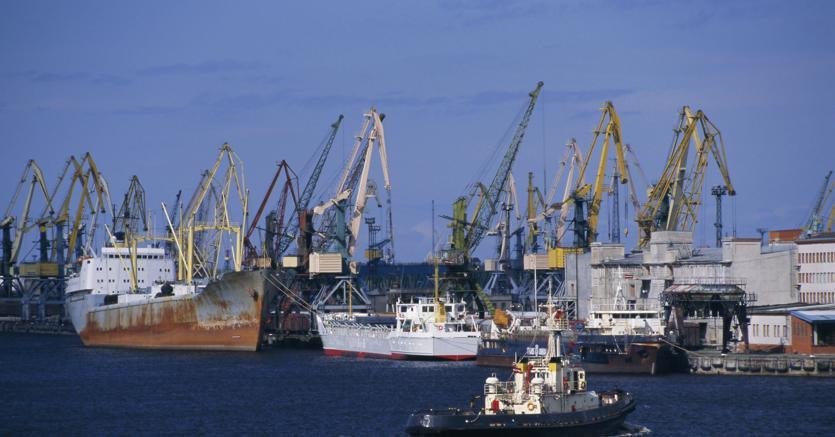 Porto di Riga (Olycom)