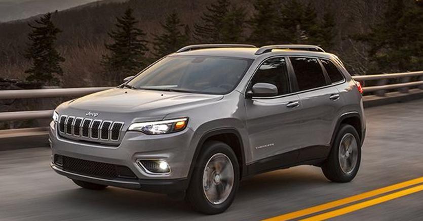 Niente mild hybrid per la nuova Jeep Cherokee. In Europa dopo l'estate