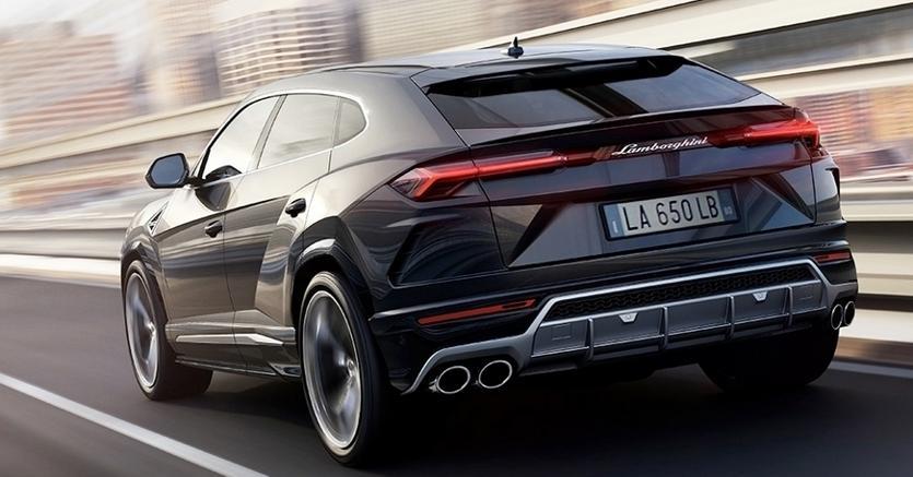 Lamborghini Record Di Vendite E Il Super Suv Urus Debutta Negli Usa