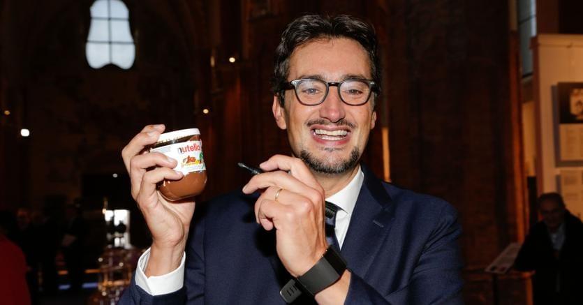 Presidente esecutivo.Giovanni Ferrero