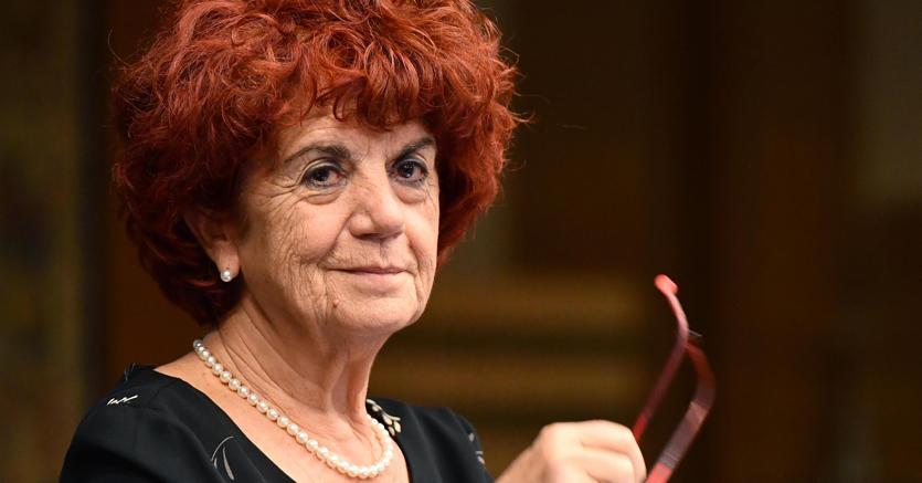 Il ministro dell'Istruzione, dell'Universita' e della Ricerca, Valeria Fedeli (Ansa)