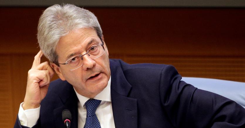 Il presidente del Consiglio Paolo Gentiloni (Reuters)
