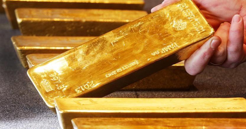 9e1cbe3b97 Oro ai massimi da agosto 2016, boom di acquisti di Etf - Il Sole 24 ORE
