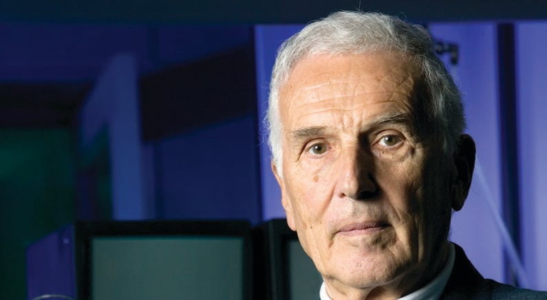 Silvio Garattini, direttore del Mario Negri