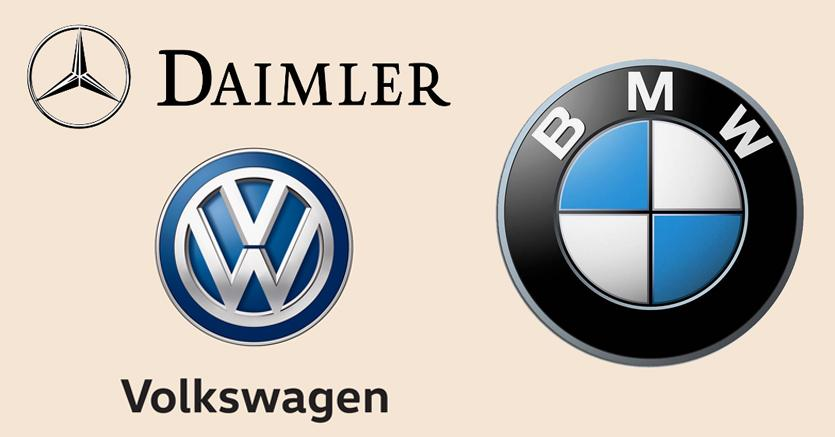 Gas di scarico testati sulle scimmie: Daimler, Bmw e Volkswagen sotto accusa