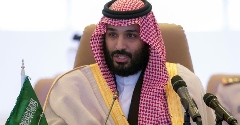 Il principe saudita Mohammed bin Salman  (Afp)