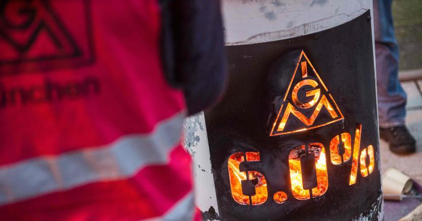 Il vento tedesco che spinge le buste paga il sole 24 ore for Idee di coperta sopra il seminterrato di sciopero