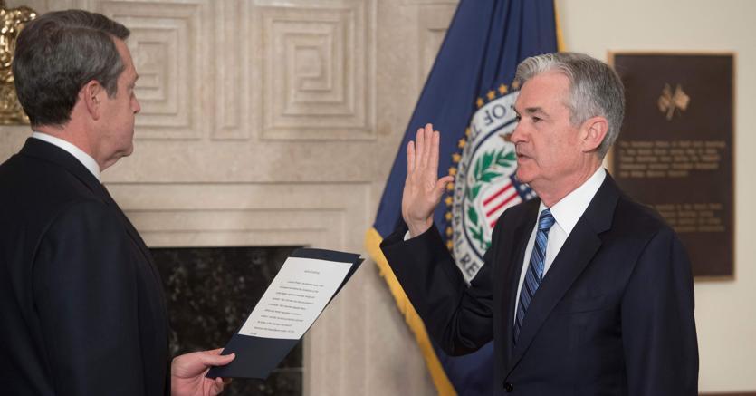 La Fed lascia invariati i tassi. Probabile rialzo in marzo
