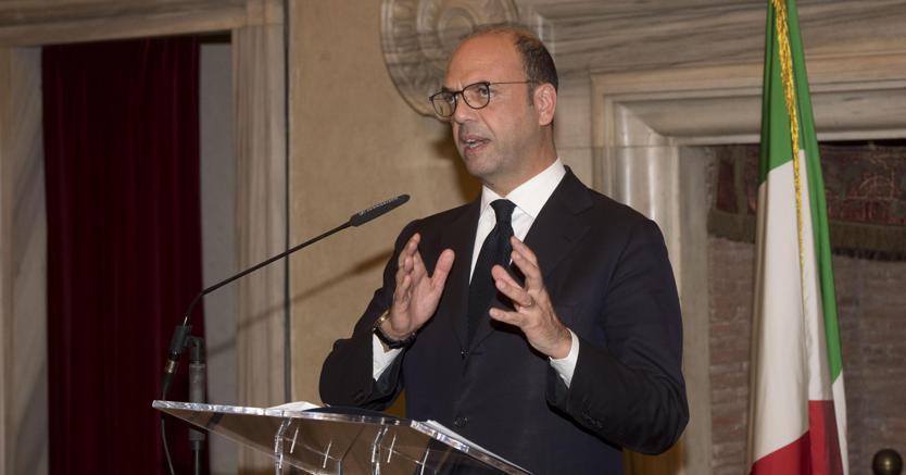 Il ministro degli Esteri Angelino Alfano  (Ansa)