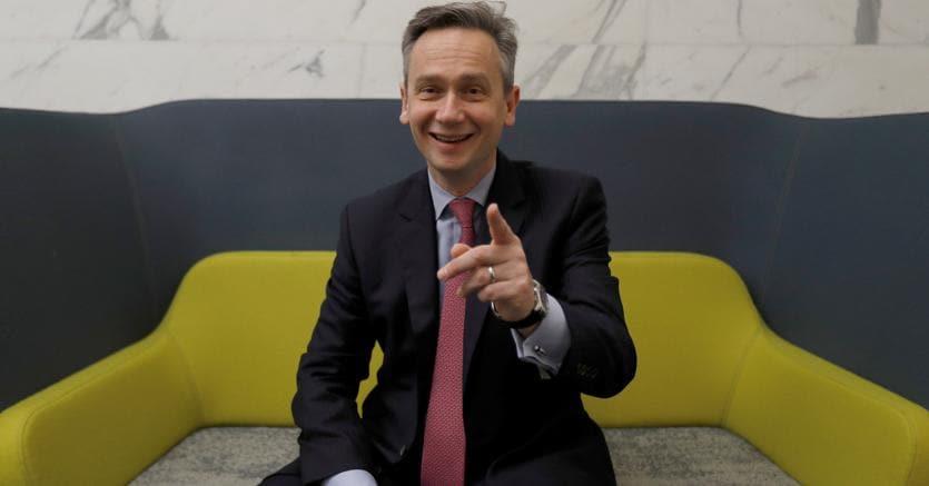 Il ceo Jean-Sébastien Jacques (Reuters)