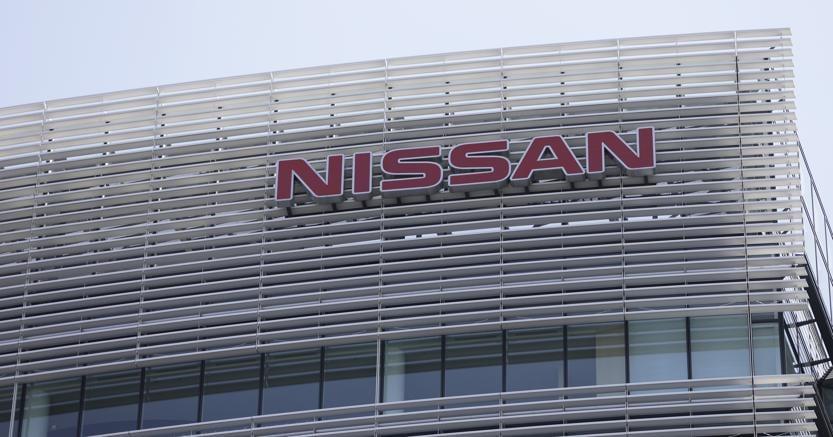 Sede della Nissan, Yokohama, Giappone. (Bloomberg)