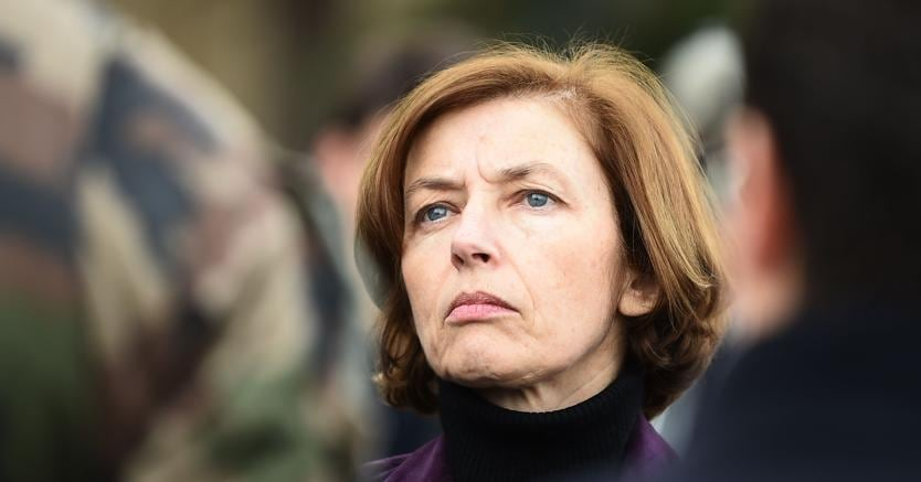 La ministra delle Forze Armate  Florence Parly