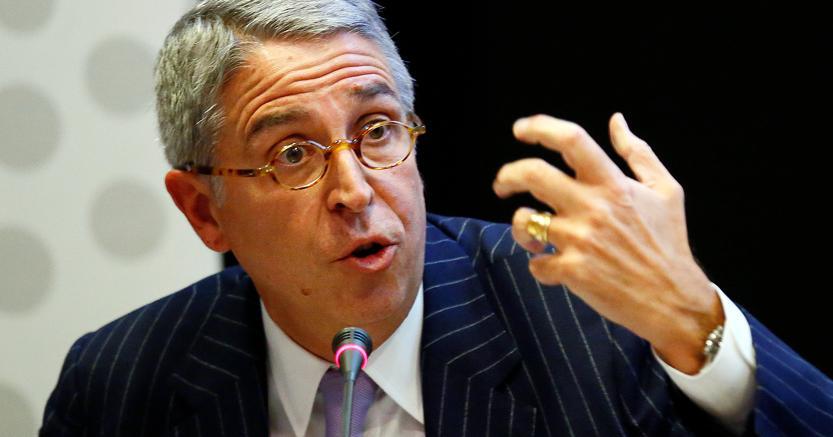 Il ceo di Vivendi, Arnaud de Puyfontaine  (Reuters)