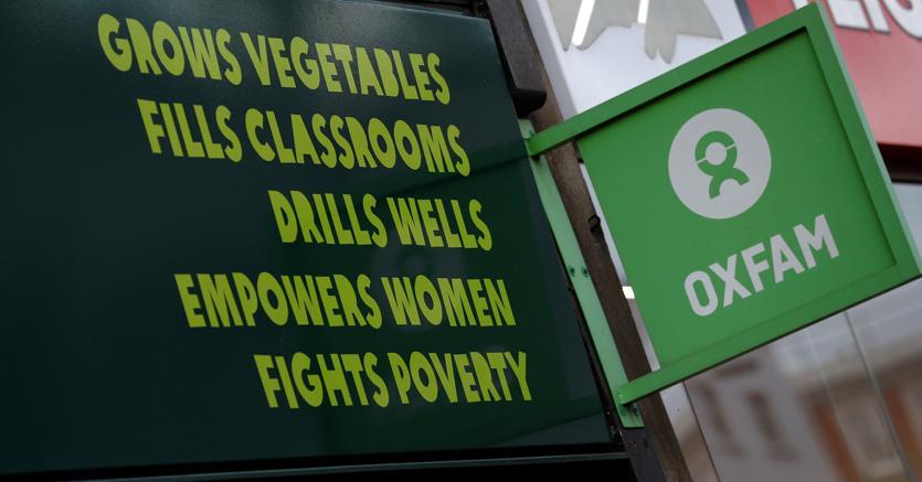 Una filiale Oxfam, Londra. (Reuters)