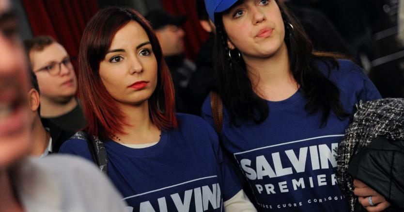 Salvini: Berlusconi mi vuole all'Interno? Fa piacere ma ...