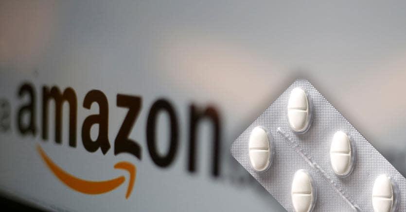 Rivoluzione Amazon: lanciata una linea di farmaci da banco