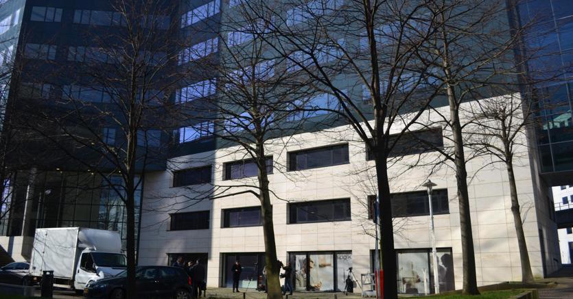 Lo Spark Building ad  Amsterdam (Ansa)