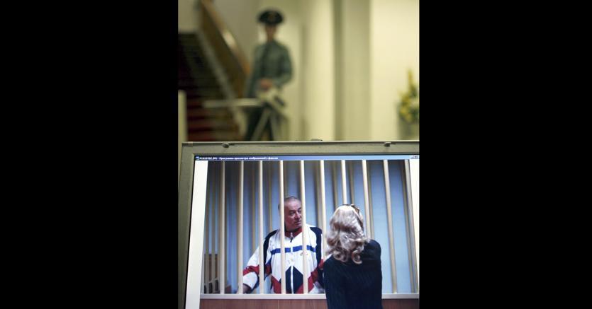 Spia russa,tentato omicidio con nervino