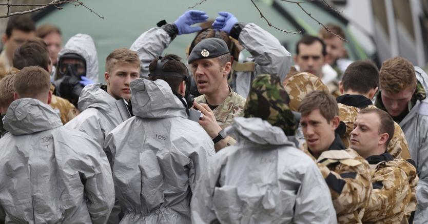 May accusa: con molta probabilità la Russia responsabile dell'avvelenamento di Serghei Skripal