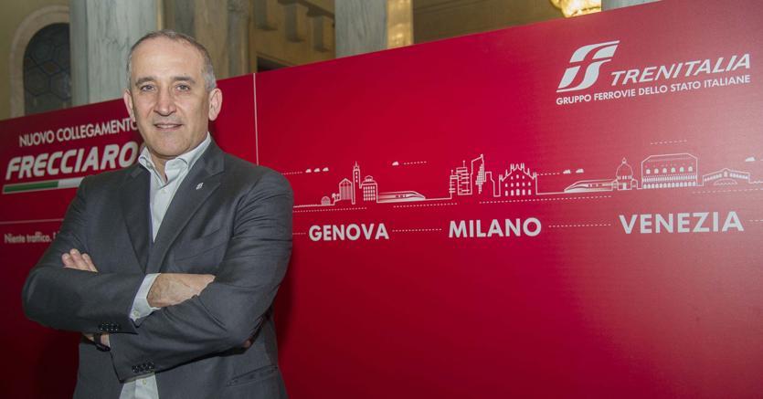 Renato Mazzoncini, amministratore delegato Ferrovie dello Stato Italiano (Italy Photo Press)
