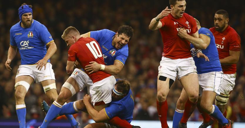 Rugby, 6 Nazioni 2018: beffa Italia, la Scozia vince 29-27