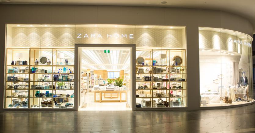 Negozio di Zara a Melbourne