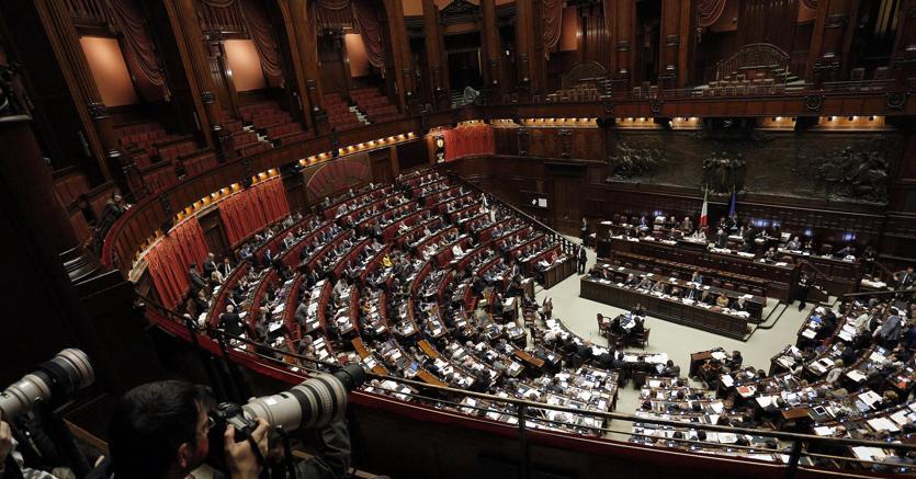 Il d day del nuovo parlamento da oggi la registrazione for Oggi in parlamento