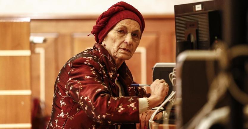 Senato, la registrazione di Emma Bonino (Ansa)