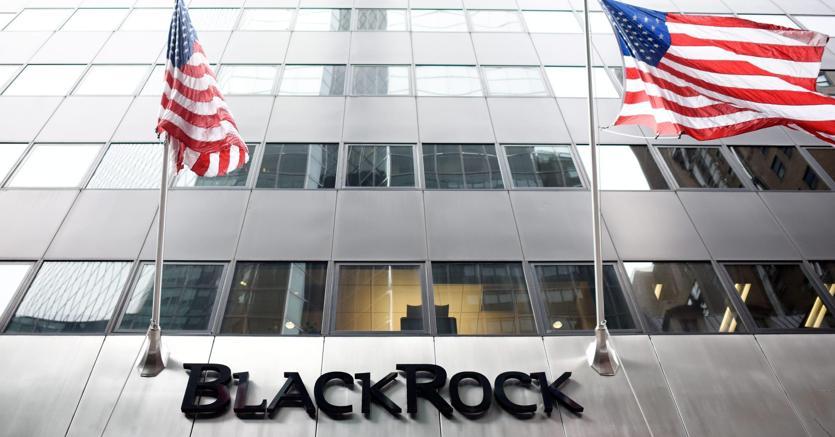 Gli uffici di BlackRock a New York (Epa)