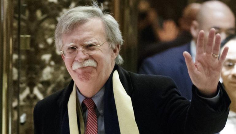 Usa, Bolton nuovo consigliere sicurezza