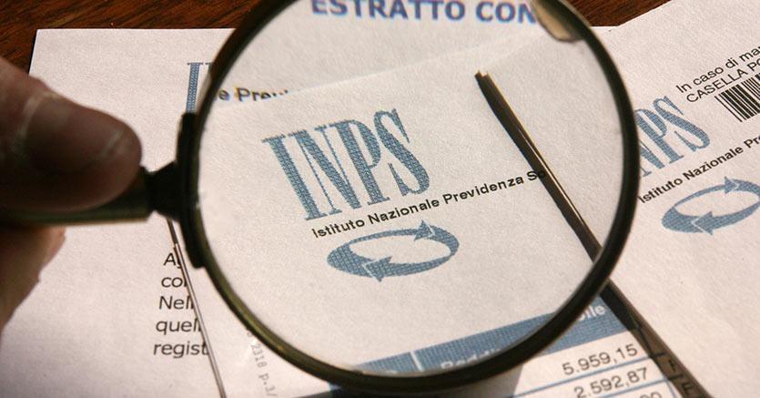 Inps, il 70,8% delle pensioni è inferiore a 1000 euro