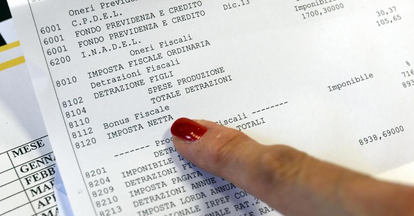 Commercialisti per 3 italiani su 4 prelievo irpef sotto for Scaglioni irpef 2016