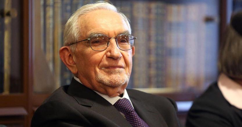 Giuseppe Guzzetti, presidente dell'Acri e della Fondazione Cariplo